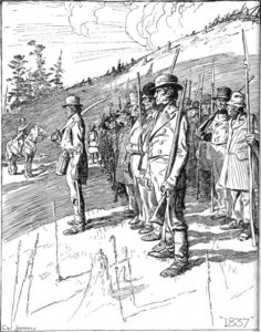 1830 rebellion